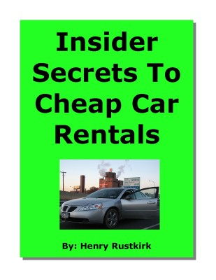 reduced car rentals