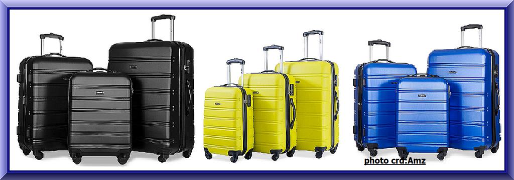 travel luggage